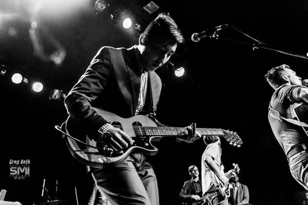 Ivan & Alyosha Live at Showbox @ The Market (Photo by Greg Roth)