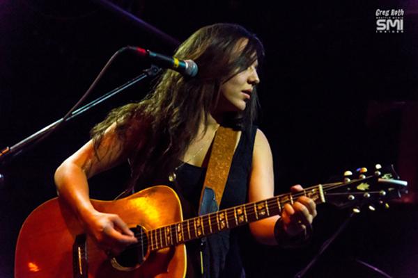 Kristen Ward (Photo by Greg Roth)