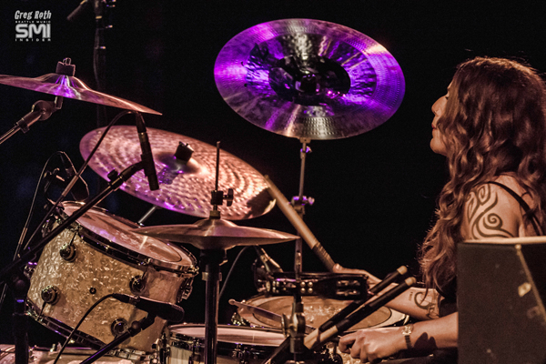 Kristen Ward Live @ The Triple Door – 2/1/13 – Simona Bressi (Photo by Greg Roth)