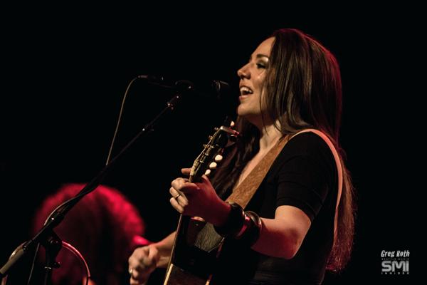 Kristen Ward Live @ The Triple Door (2/1/13) Photo by Greg Roth