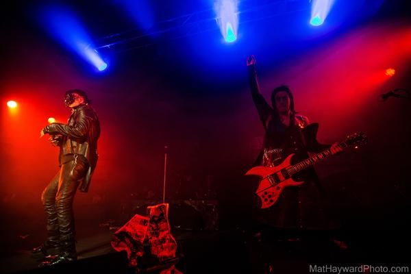 Marilyn Manson Live @ Shobox Sodo – 2-12 (Photo: MatHaywardPhoto.com)