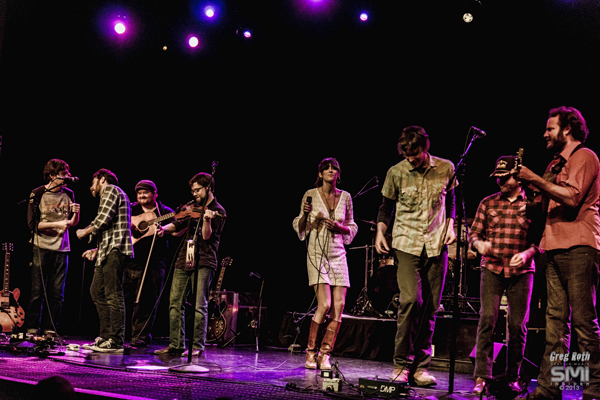 Nicki Bluhm and The Gramblers Live @ The Triple Door (Photo by Greg Roth)