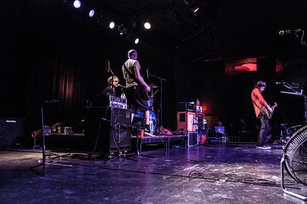 PUSA Live @ Showbox at The Market – 2/17/13 (Photo by Greg Roth)