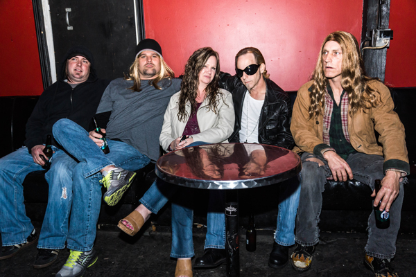 Mike Starr Memorial Concert @ Studio 7 on 3/7/13 (Photo by Greg Roth)