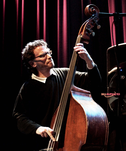 Chris Potter @ Dimitriou' Jazz Alley on 2/26/13 (Photo by Bill Bungard)