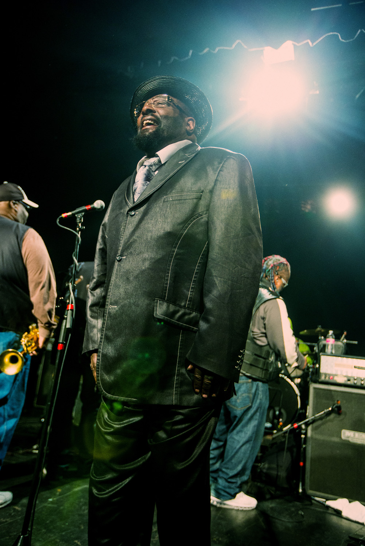 George Clinton Live at Showbox @ The Market – 5/23/13 (Photo by Mat Hayward)