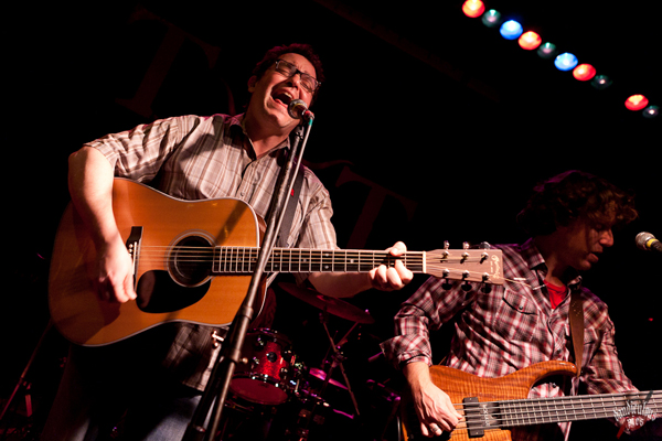 Assembly of Dust Live at The Tractor – 3/9/12 (Photo by Dan Rogers)