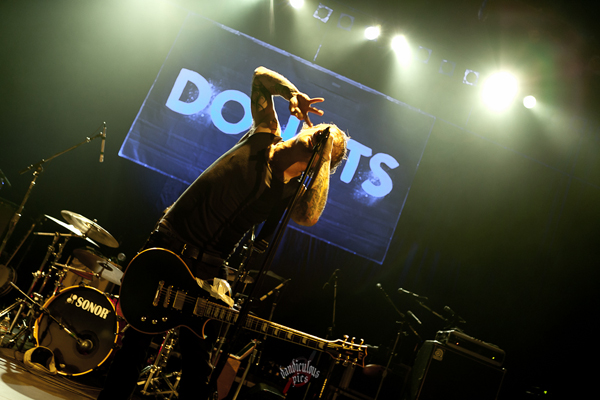 DONOTS Live @ The Paramount – 3/12/13 (Photo by Dan Rogers)
