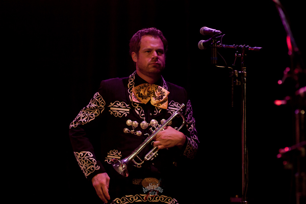 Mariachi El Bronx Live @ The Paramount – 3/12/13 (Photo by Dan Rogers)
