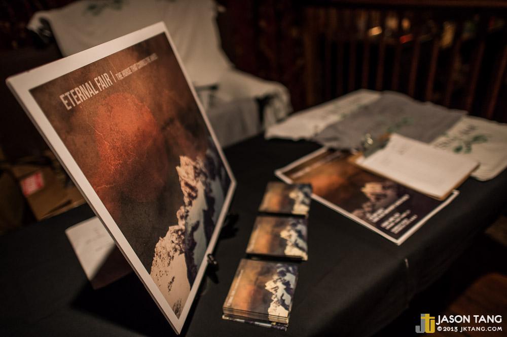 2013.04.12: Eternal Fair, The Hoot Hoots, Daniel Blue & Micah Si @ Columbia City Theater (Photo by Jason Tang)
