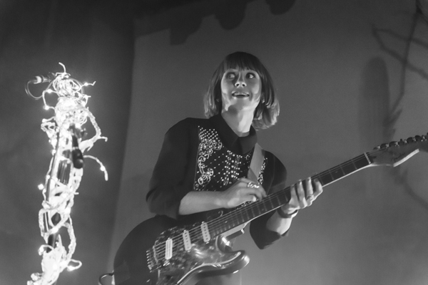 The Joy Formidable Live @ The Neptune – 3/27/13 (Photo by Greg Roth)