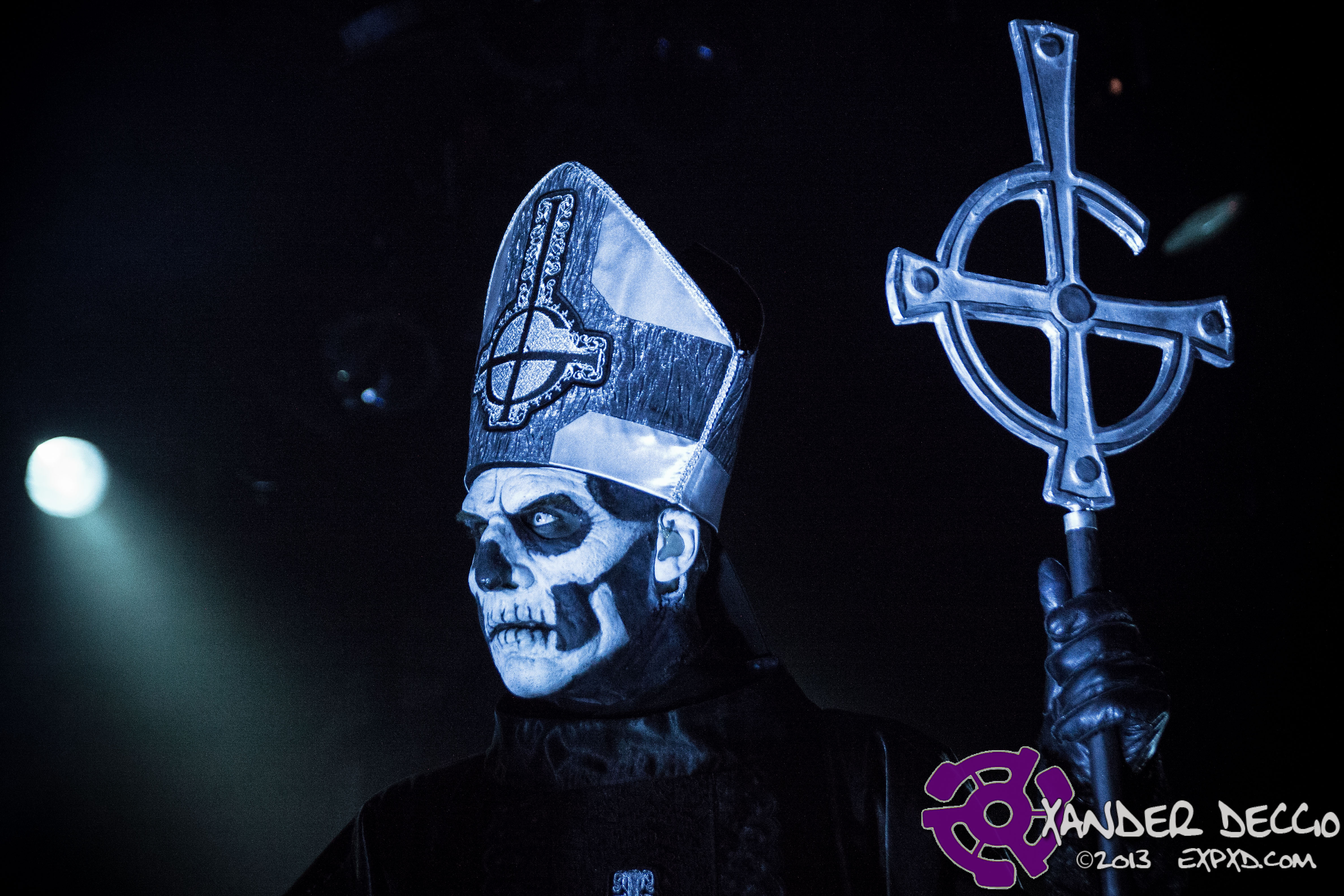 Ghost BC Live at Showbox @ The Market – 5/31 (Photo by Xander Deccio)