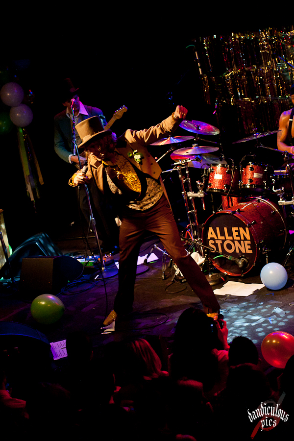 Prom Night with Allen Stone – 5/2/13 (Photo by Dan Rogers)