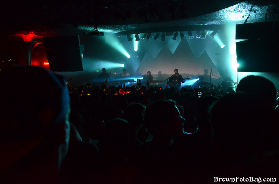Portugal.  The Man with Avi Buffalo Live @ Showbox at The Market (Photo by Arlene Brown)