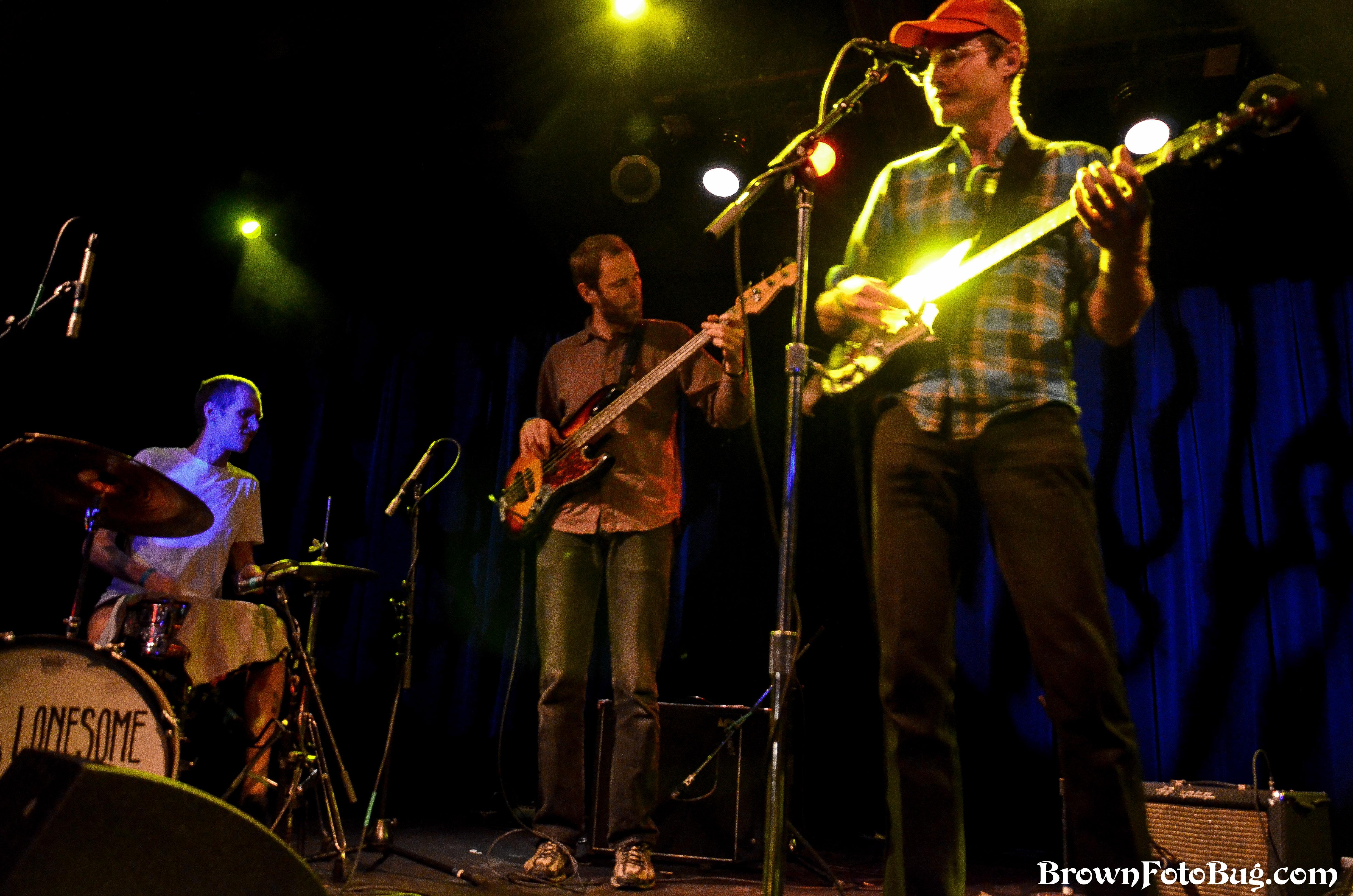 Bob Long III, Lonesome Shack and and Lonebird Live @ The Crocodile (Photo by Arlene Brown)