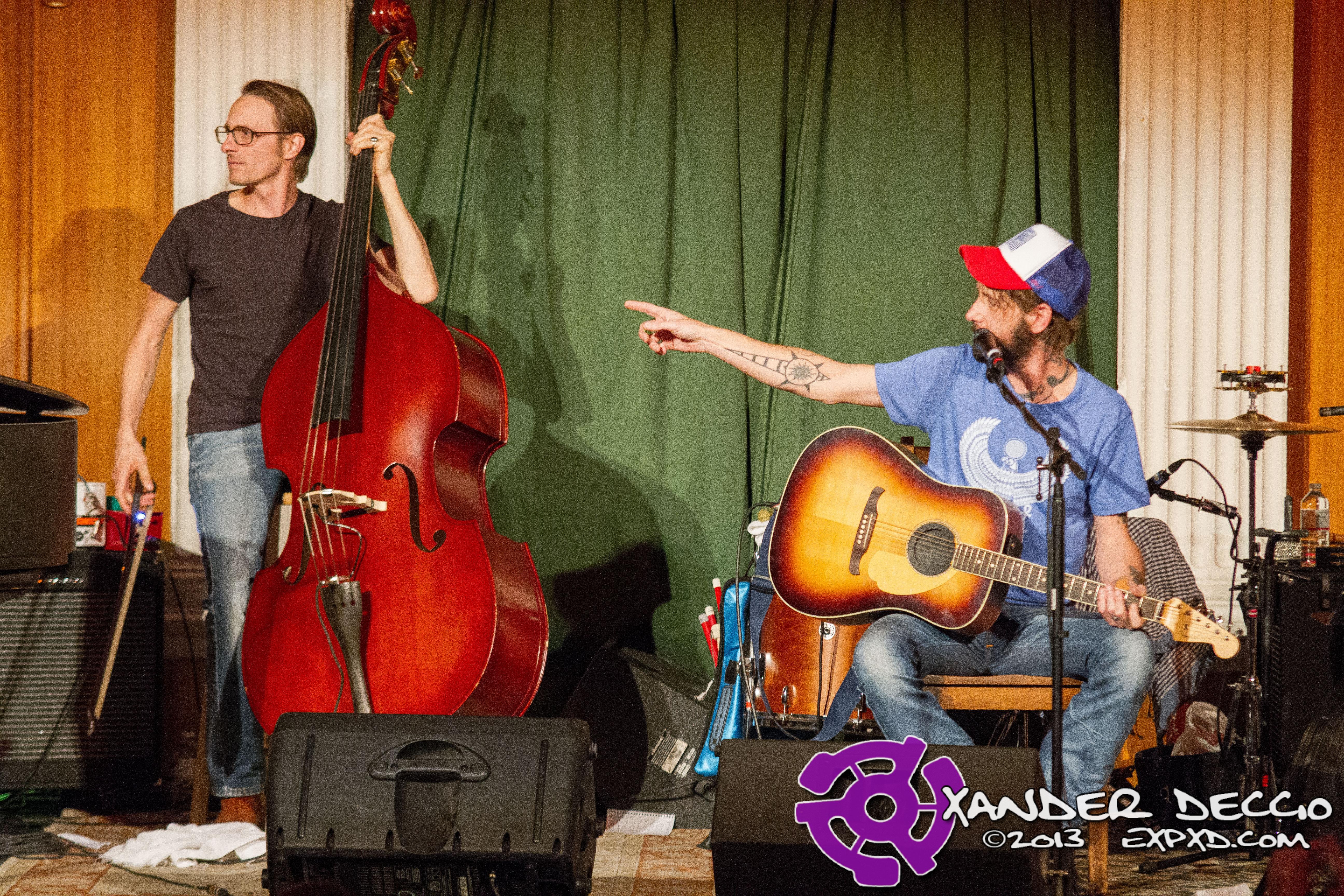 Band of Horses and Sera Cahoone Live @ The Seasons Performance Hall (Photo by Xander Deccio)