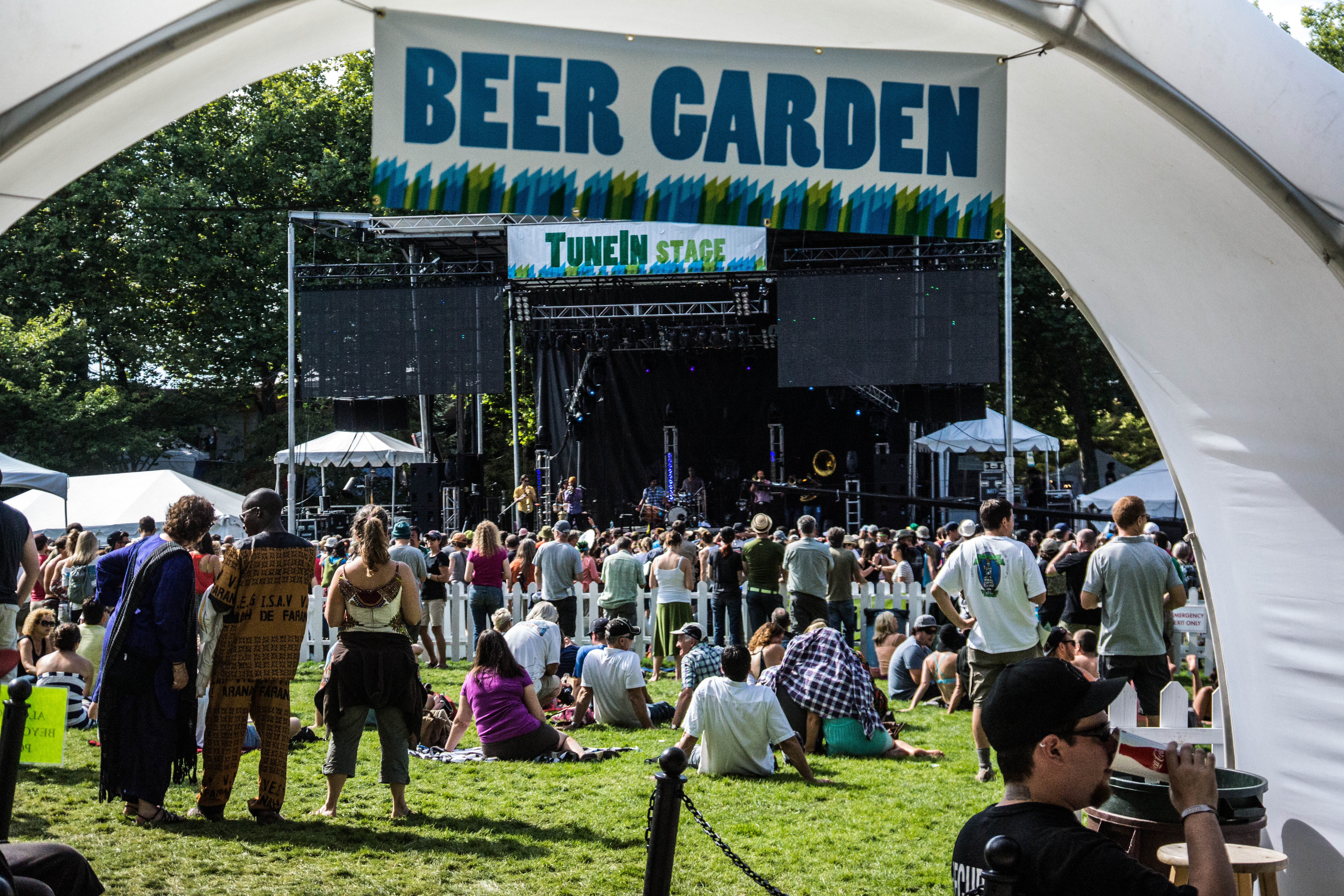 Bumbershoot 2013 Day 1 (Photo by Greg Roth)