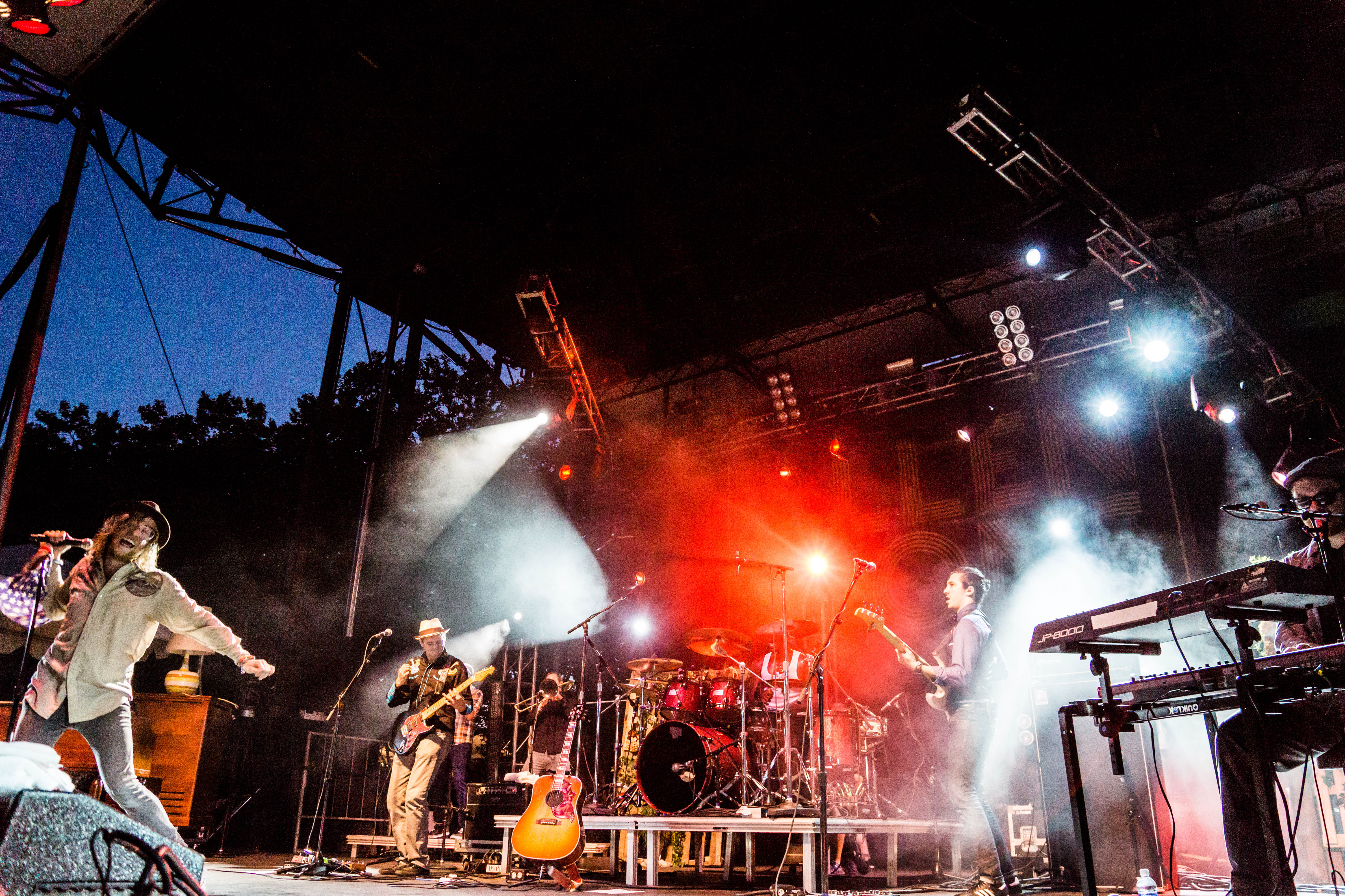 Bumbershoot 2013 Day 3 (Photo by Greg Roth)