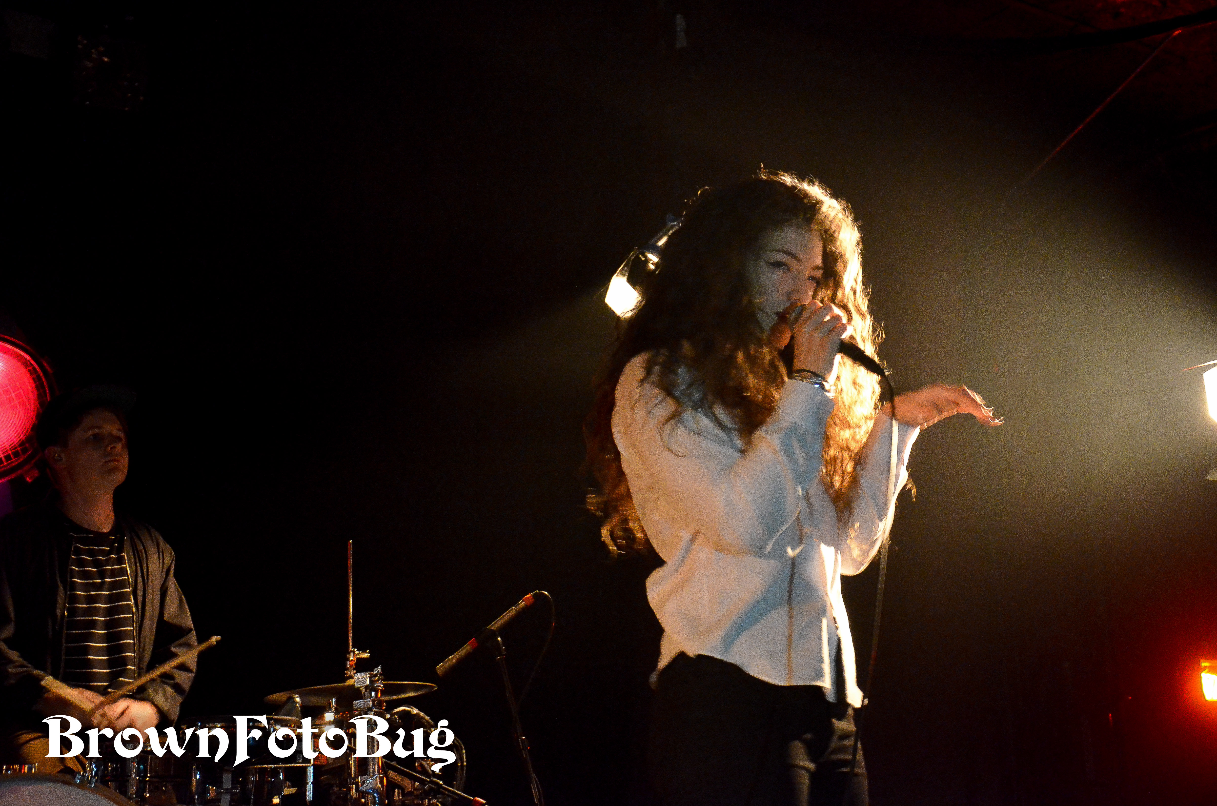 Lorde Live at Showbox @ The Market – 9/28/13 (Photo by Arlene Brown)