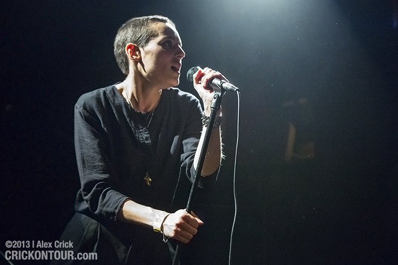 Savages Live @ Neumos – 9/23/13 (Photo by Alex Crick)