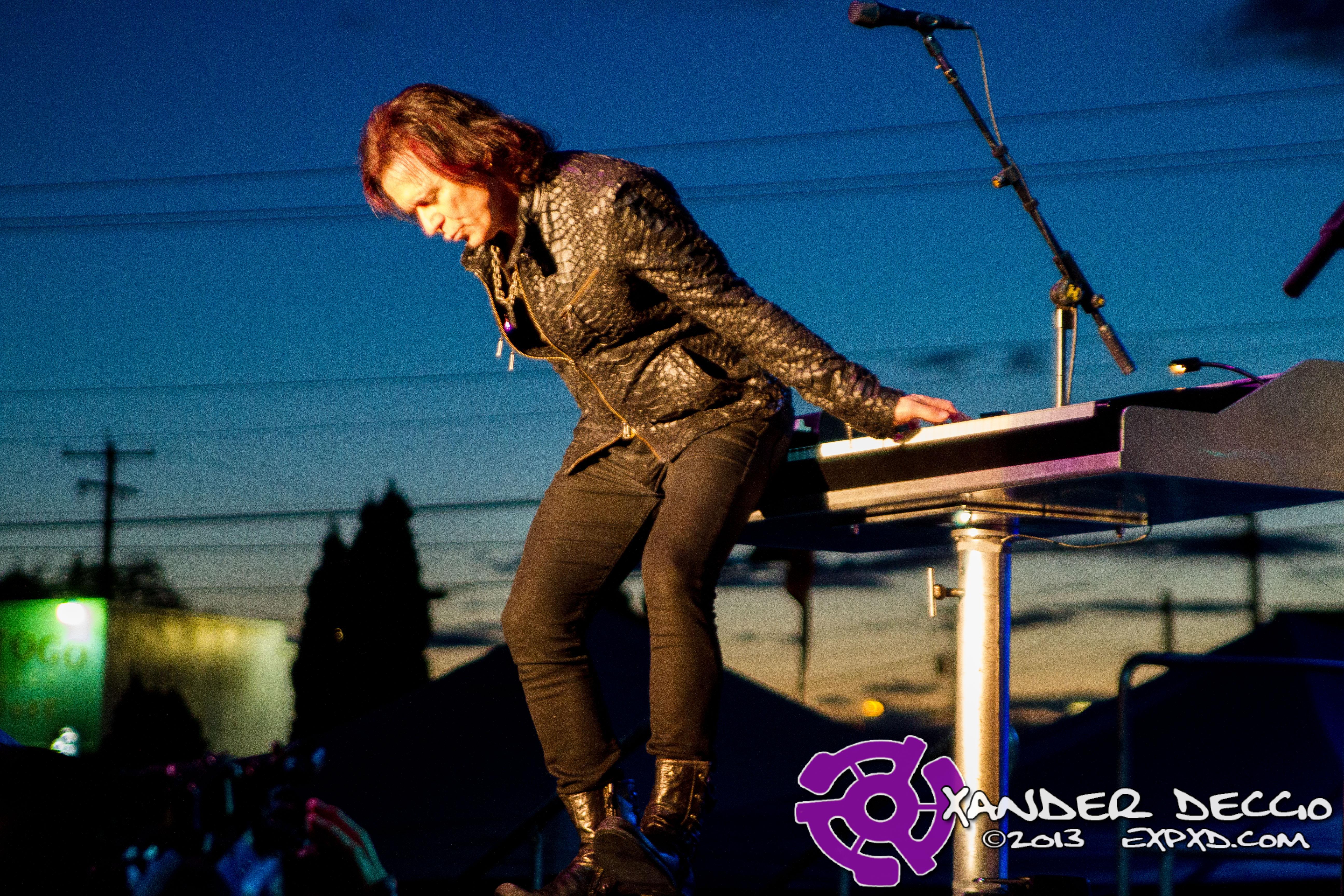 Styx @ Central Washington State Fair (Photo By Xander Deccio)
