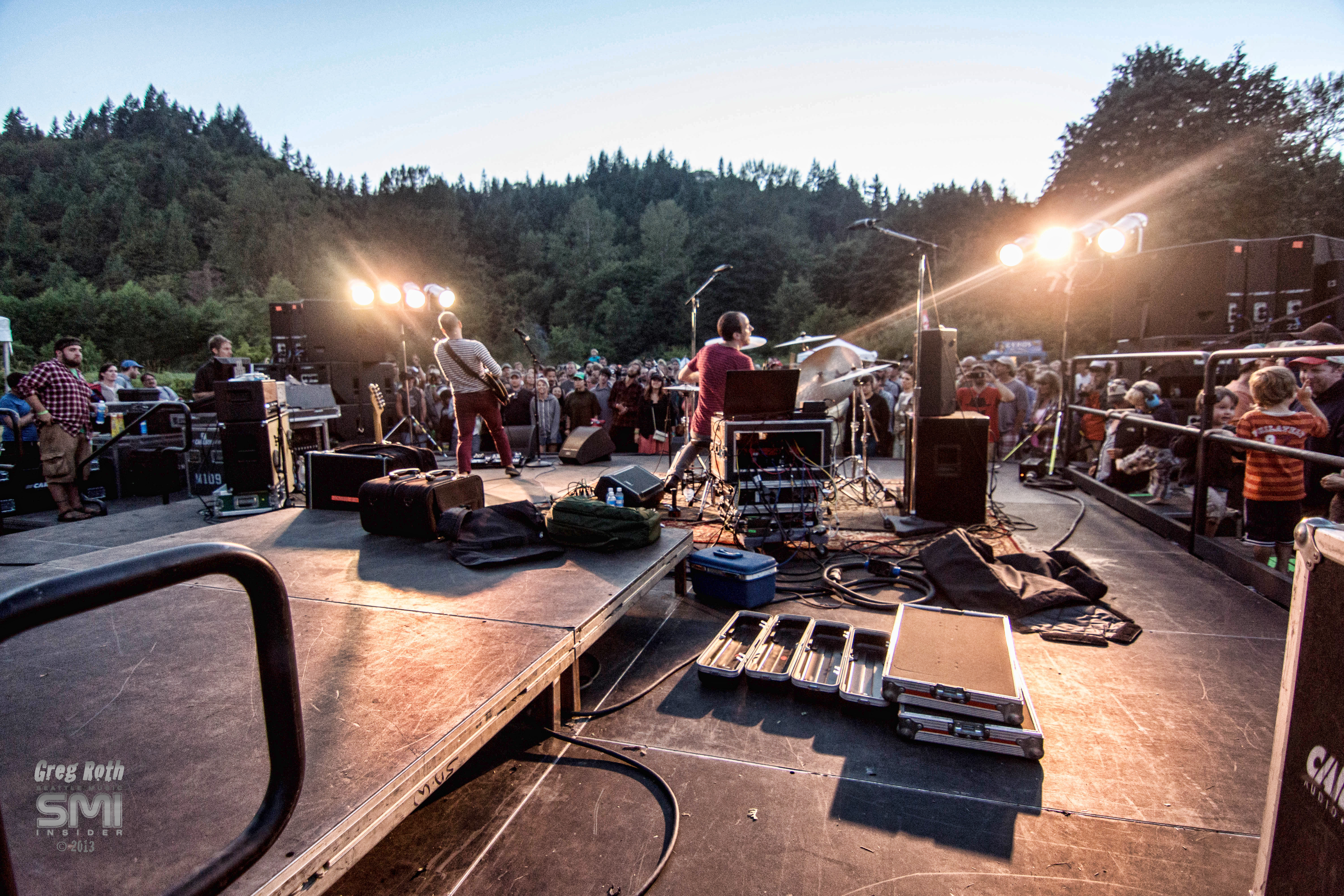 Timber! Outdoor Music Festival (Photo by Greg Roth)
