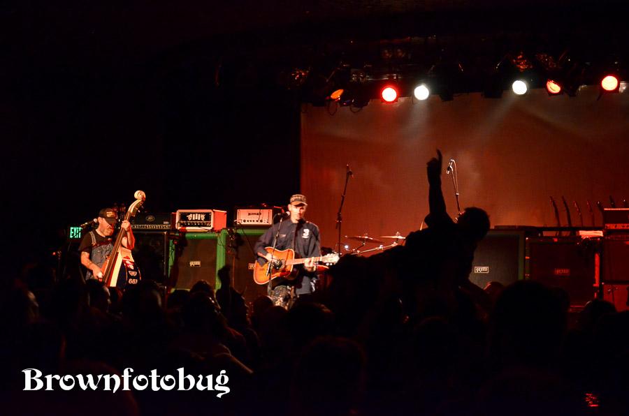 Hank 3 Live at Showbox @ The Market (Photo By Arlene Brown)