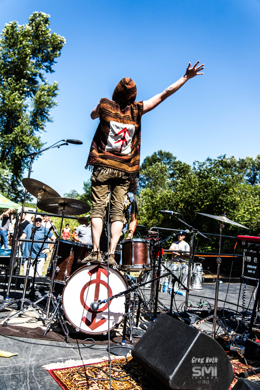 Kithkin @ Timber! 2013 (Photo by Greg Roth)