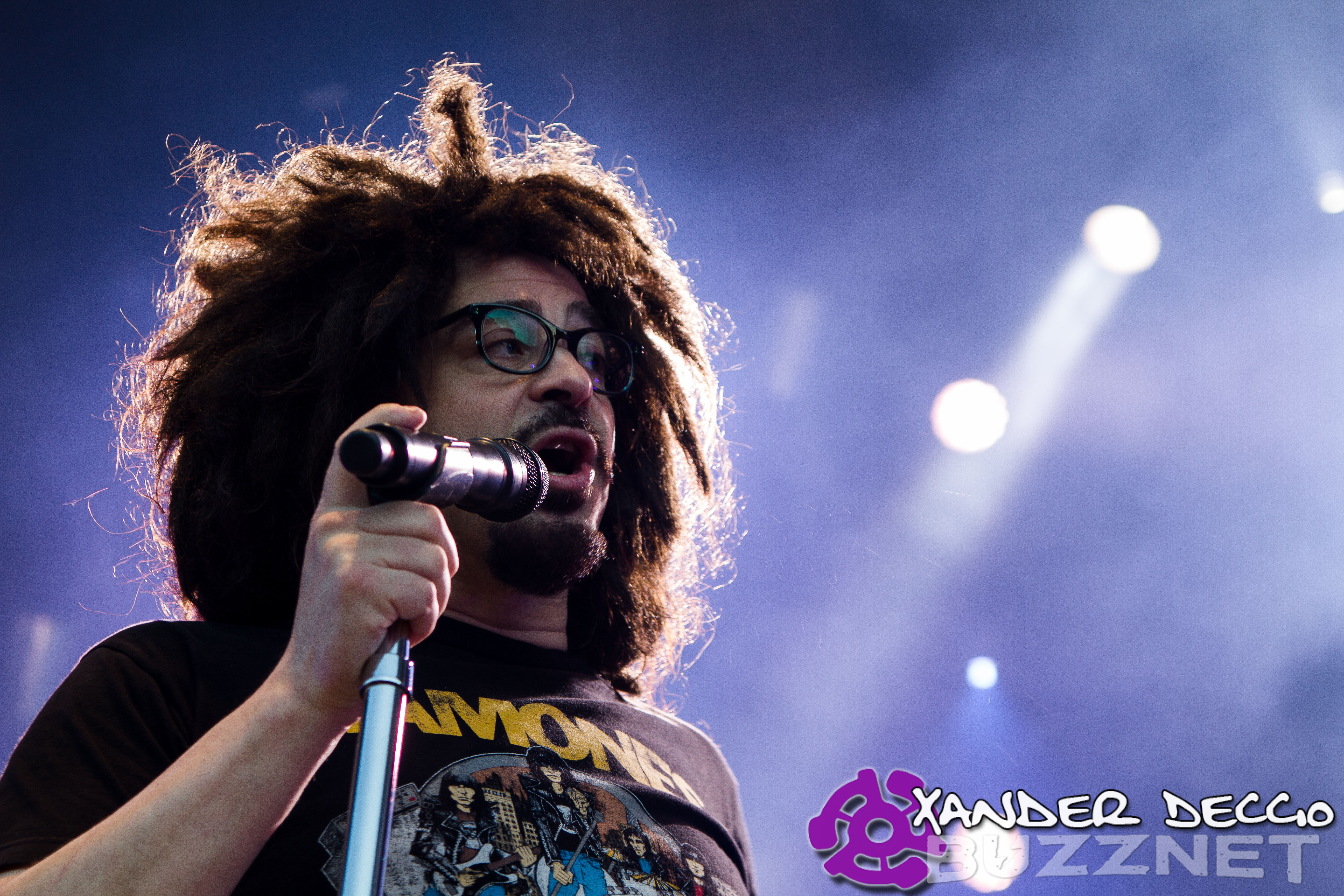 Counting Crows @ Maryhill Winery (Photo by Xander Deccio)