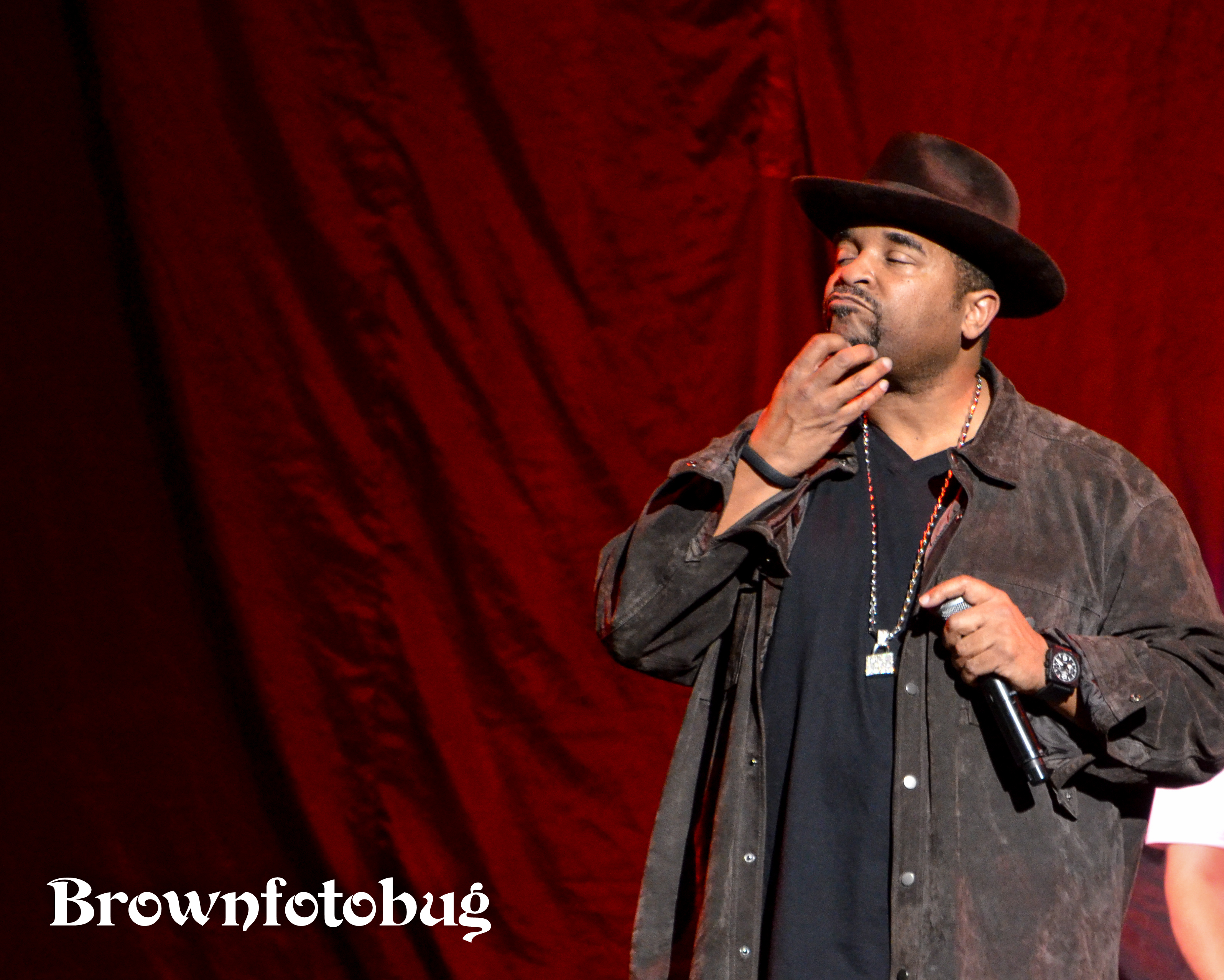 Sir Mix-A-Lot at Key Arena – 12/11/13 (Photo By Arlene Brown)