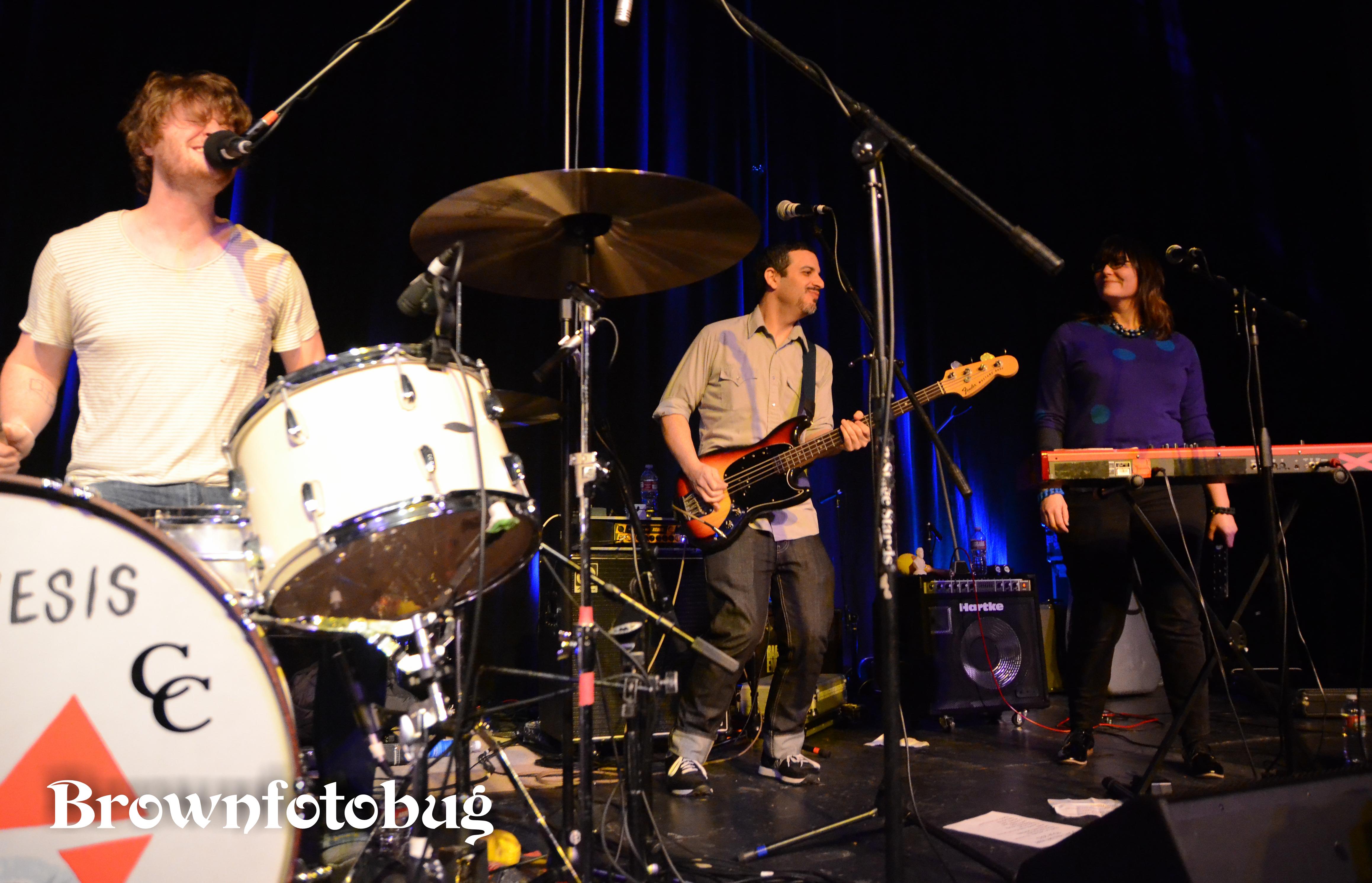 Timbrrr! Winter Music Festival (Photo by Arlene Brown)