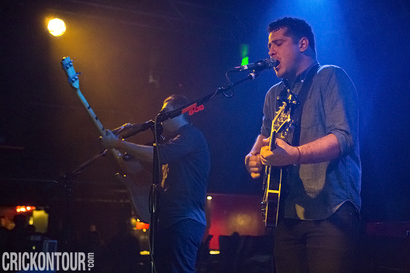 My Goodness and Augustines (Photo by Alex Crick)