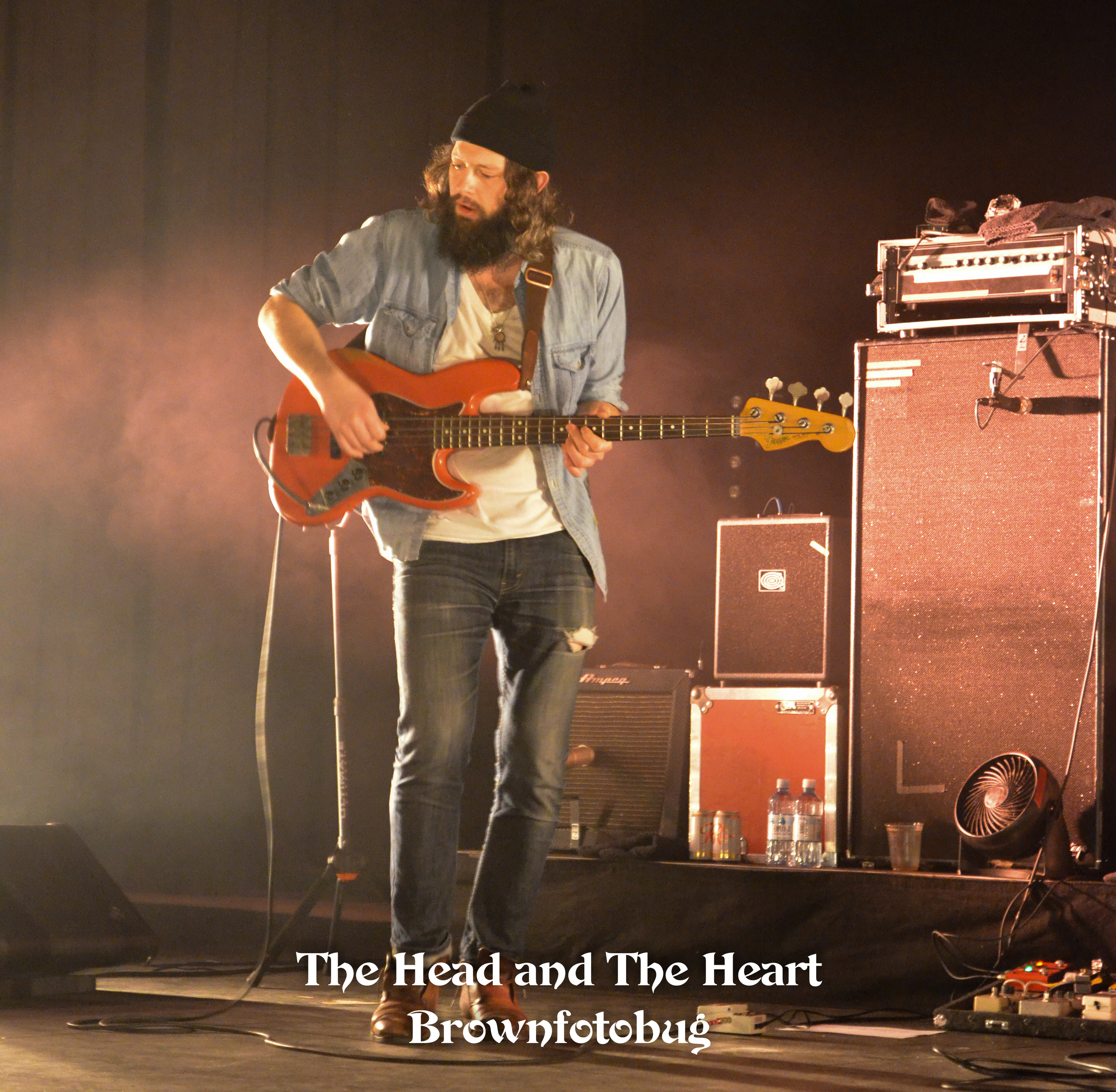 Head And The Heart at The Paramount (Photo by Arlene Brown)