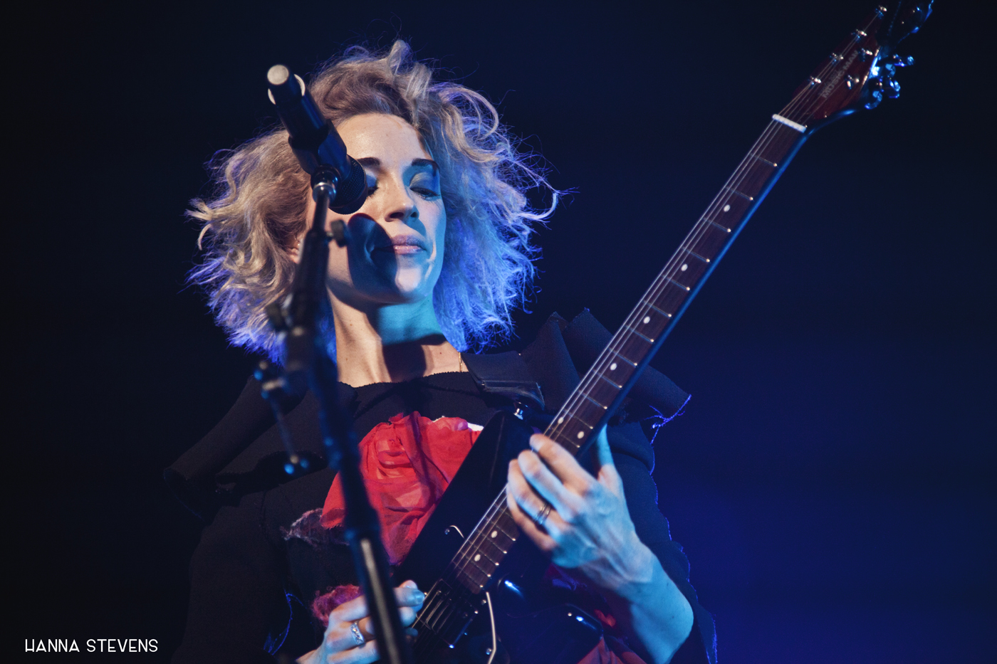 St Vincent Live at The Moore (Photo by Hanna Stevens)