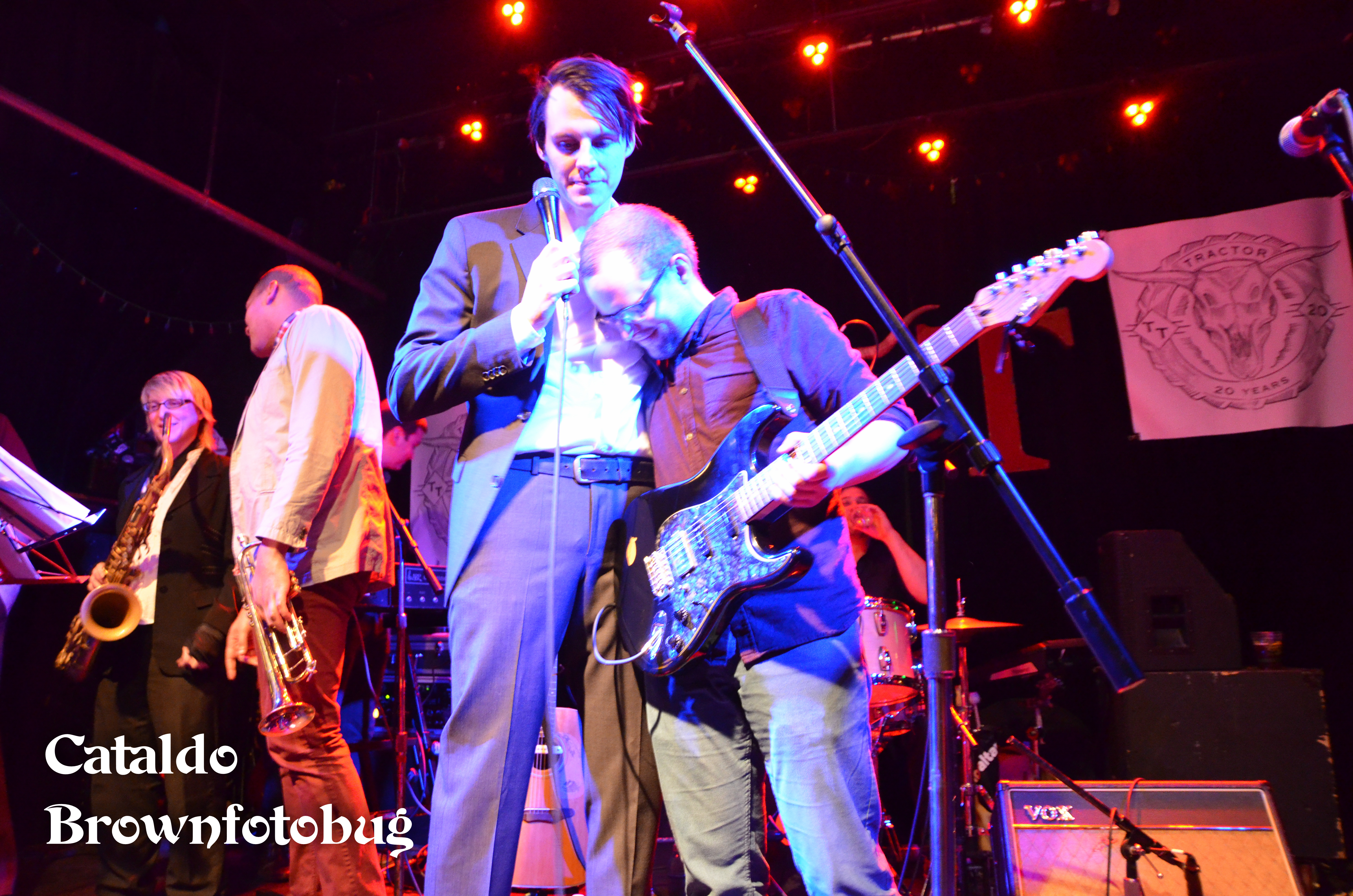 Cataldo: 'Gilded Oldies' release party at the Tractor Tavern