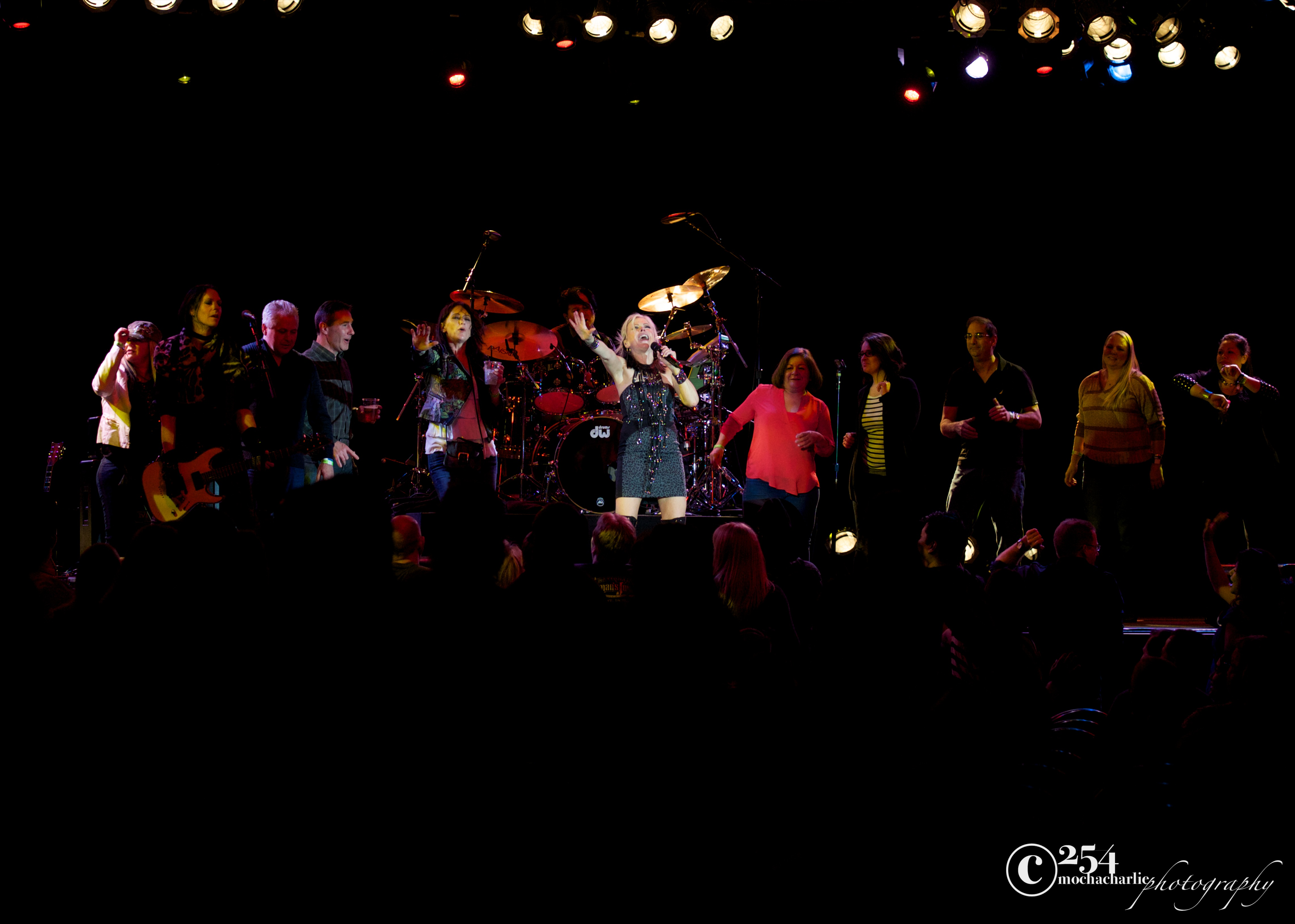 Berlin Live at Snoqualmie Casino (photo by Mocha Charlie)