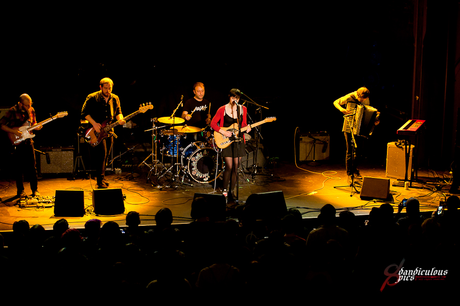 Laura Stevenson Live at Neptune Theater (Photo by Dan Rogers)