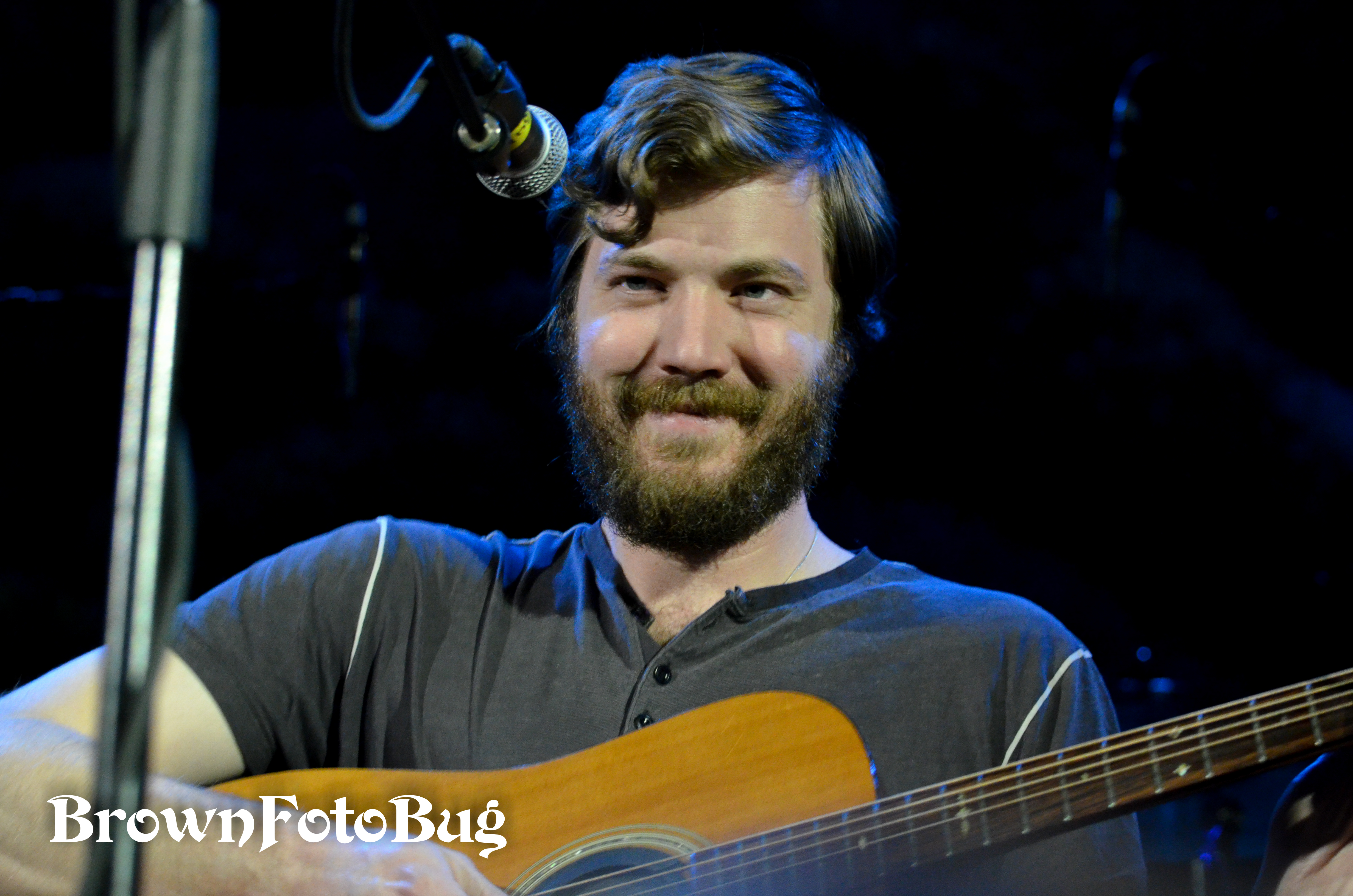 Midlake Acoustic Live at Neptune Theatre (Photo by Arlene Brown)