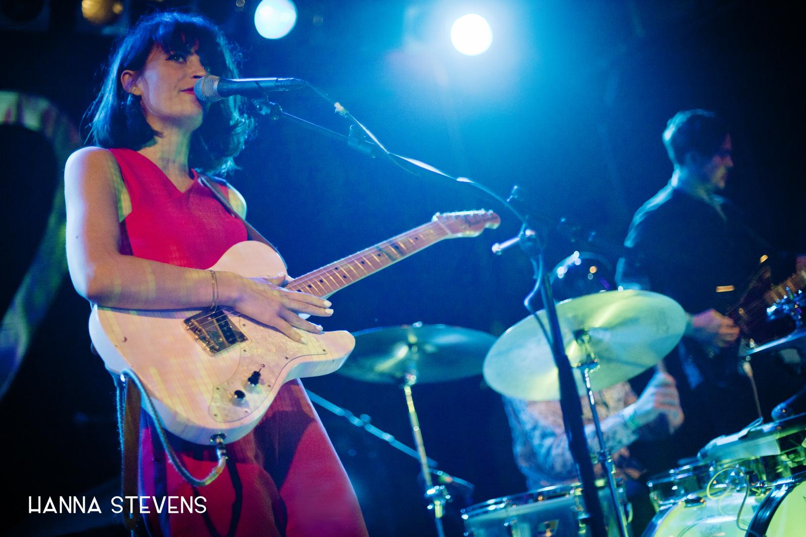 Blouse Live at Neumos (Photo by Hanna Stevens)