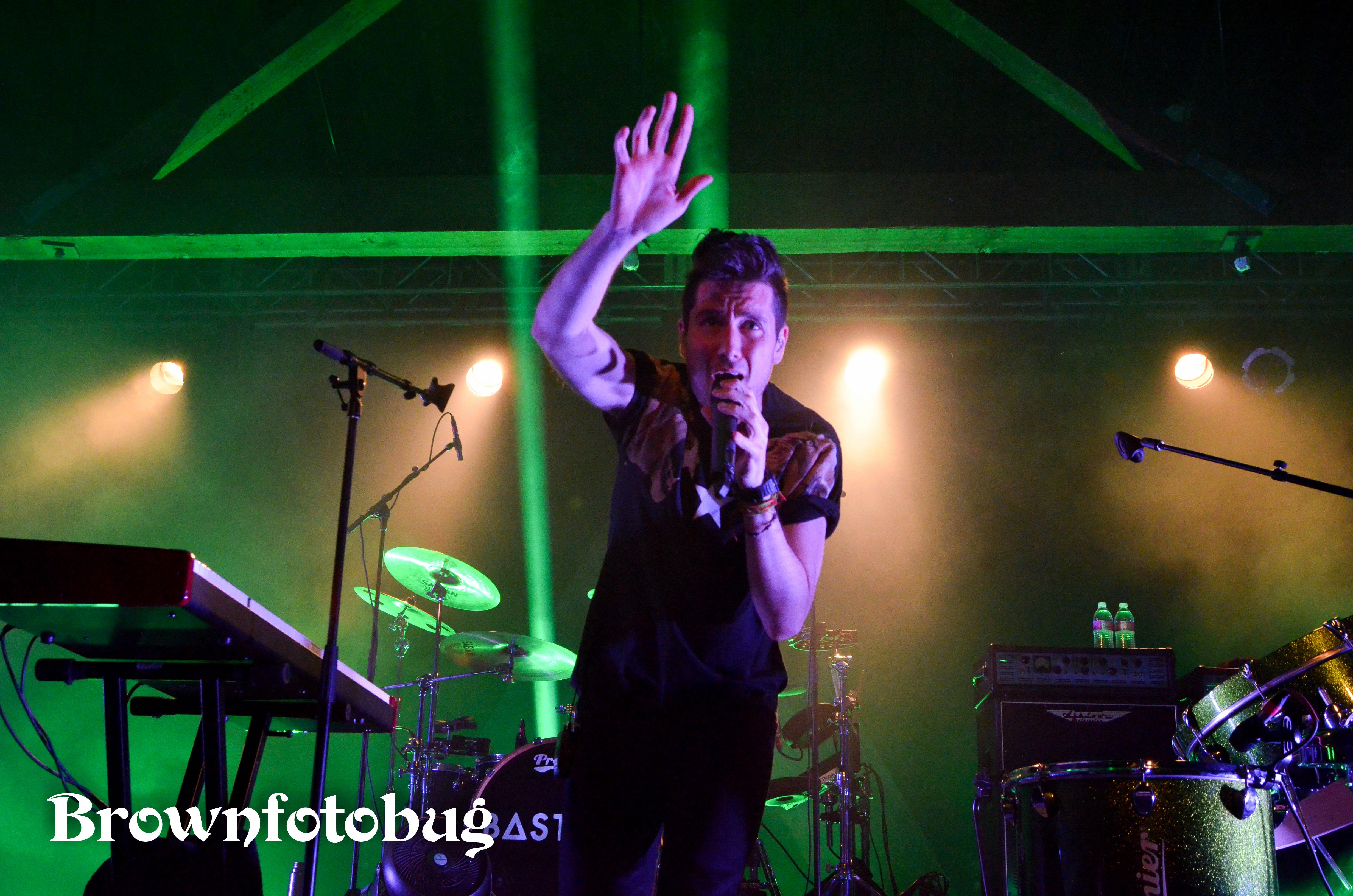 Bastille Live at Showbox Sodo (Photo by Arlene Brown)