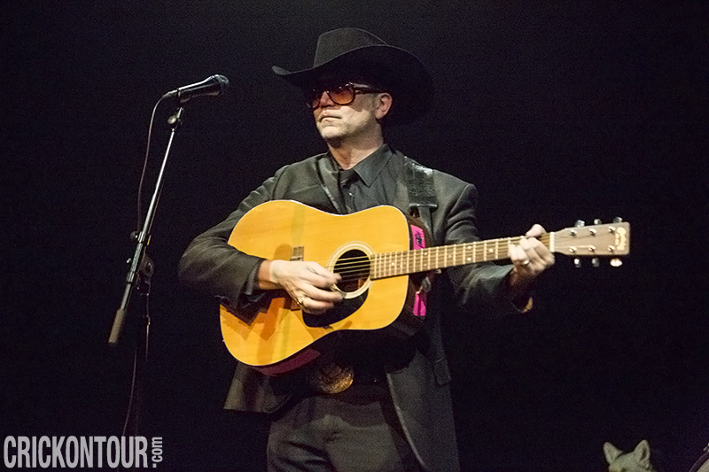 Brent Amaker and The Rodeo Live at The Triple Door (Photo by Alex Crick)