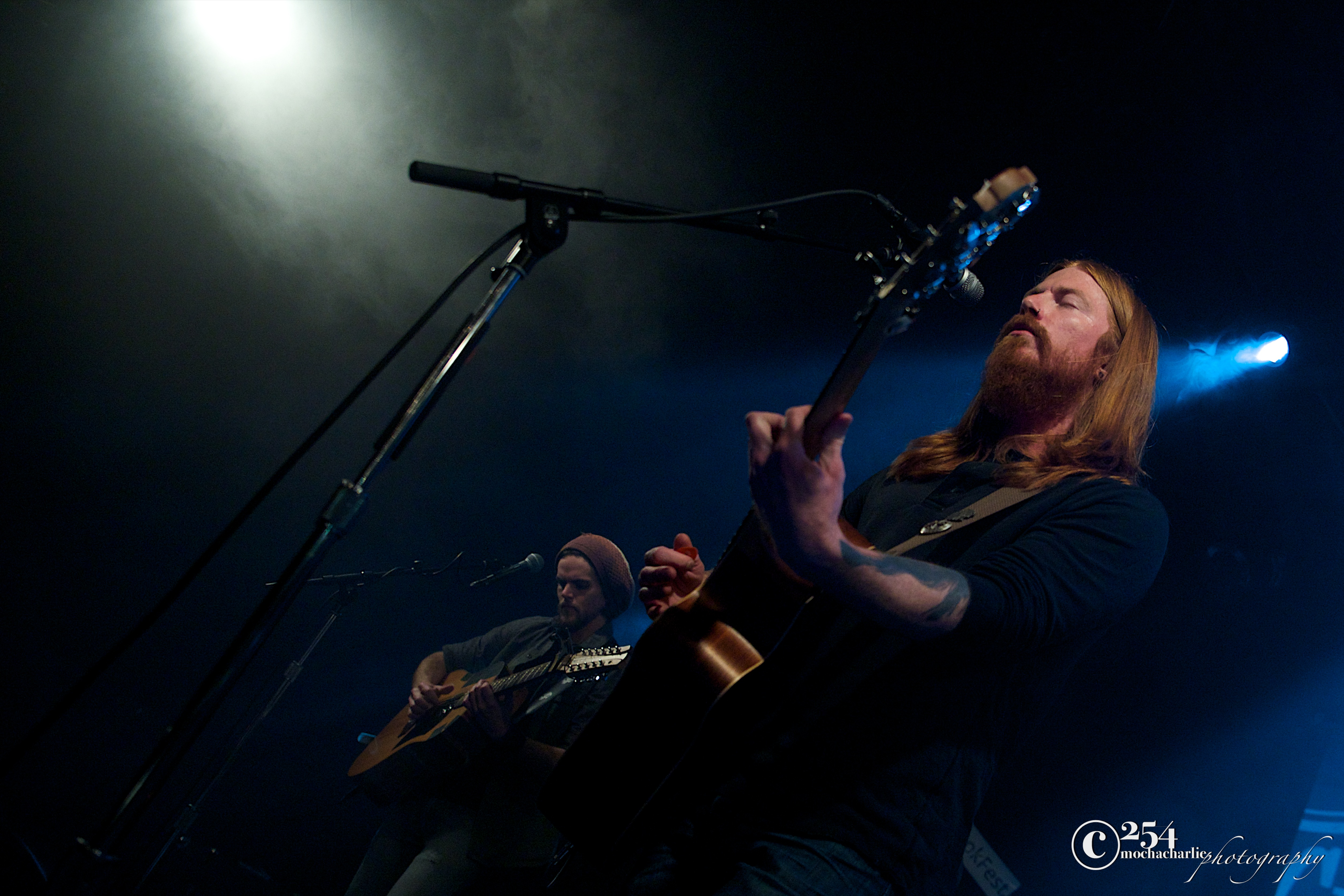 ChinookFest Announcement Show at The Crocodile (Photo by Mocha Charlie)