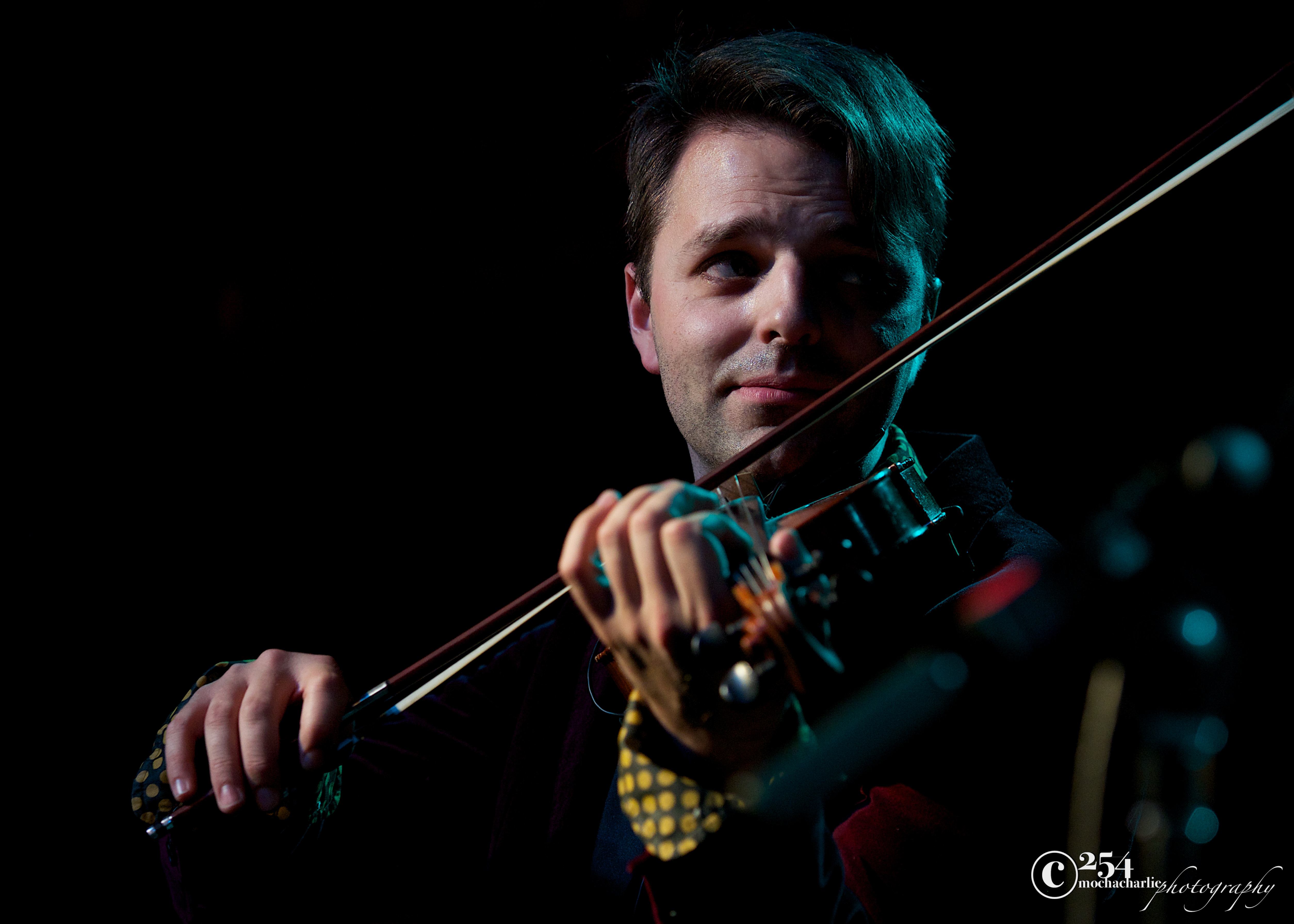 Kris Orlowski Live at The Showbox (Photo by Mocha Charlie)