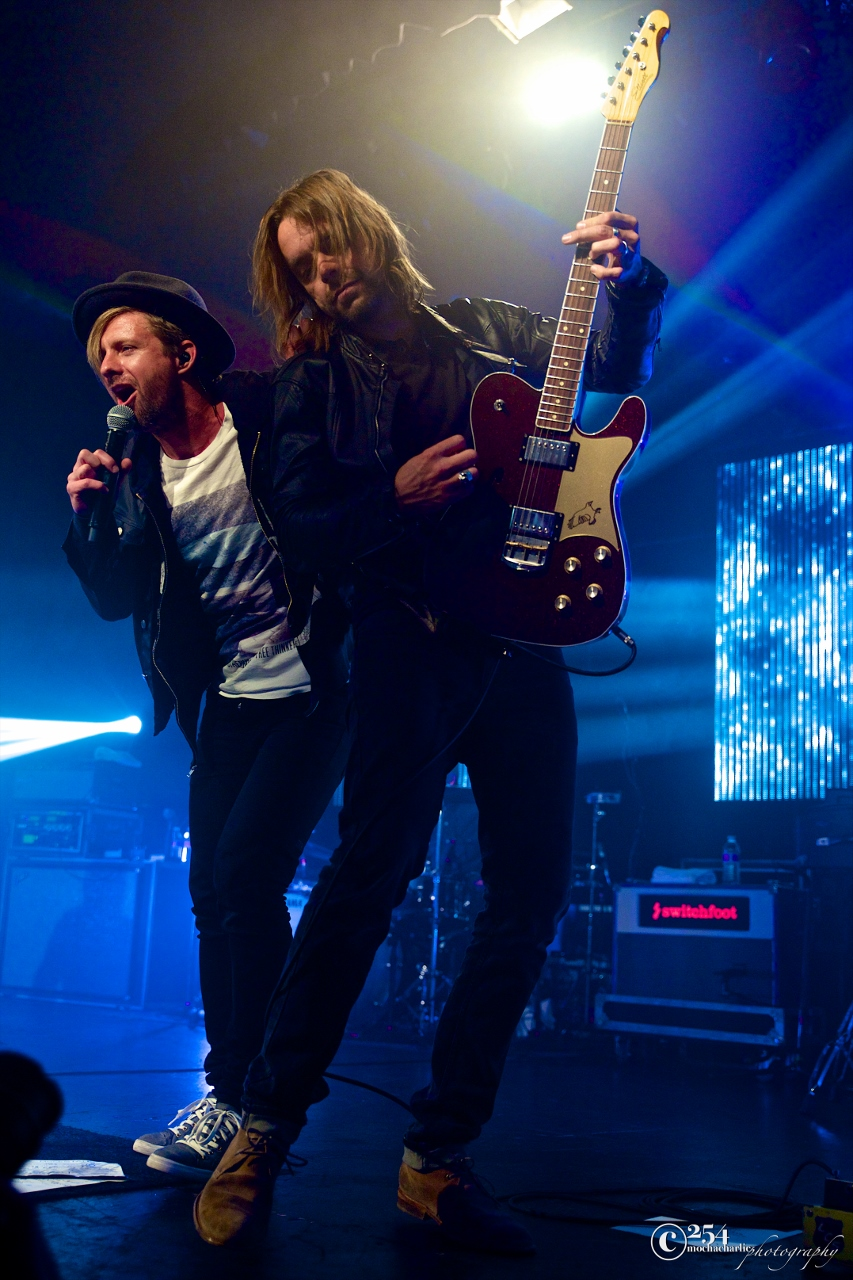 Switchfoot Live at Showbox (Photo by Mocha Charlie)