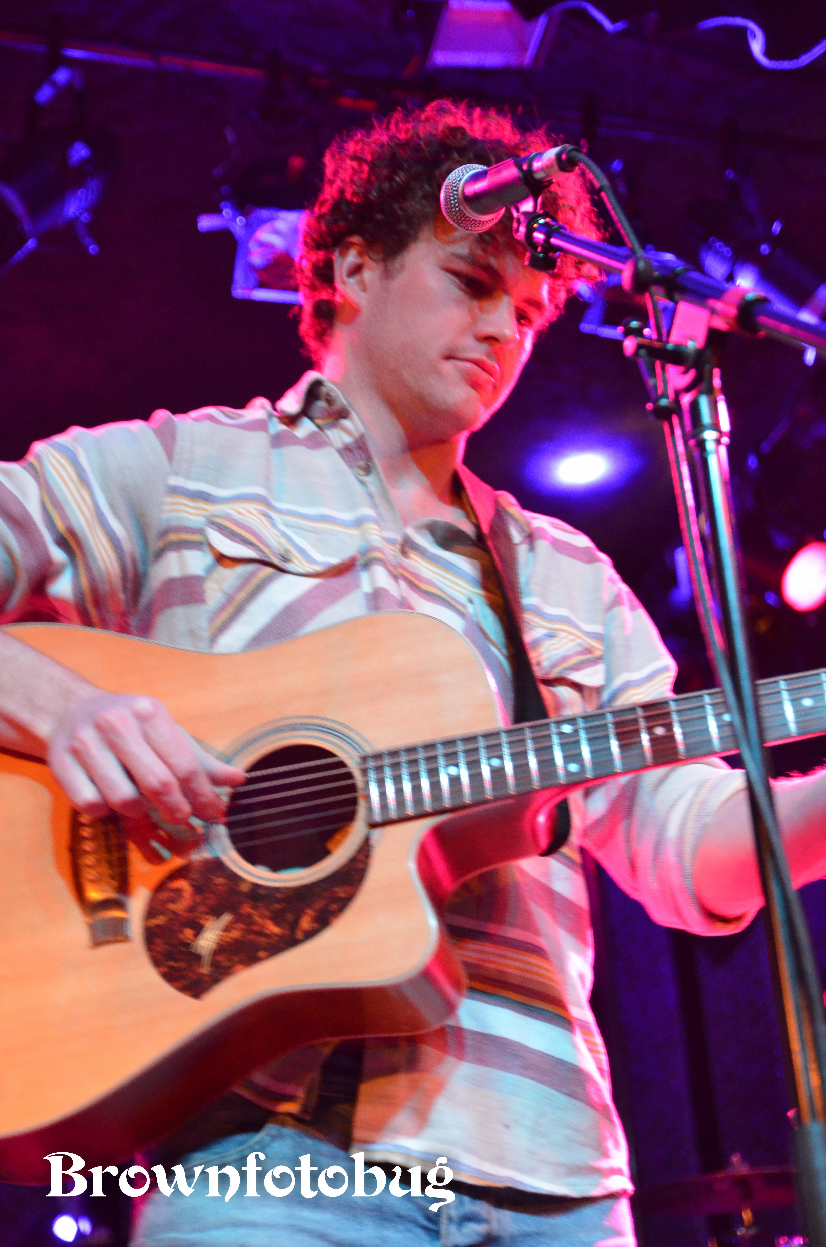 Vance Joy Live at Showbox (Photo by Arlene Brown)