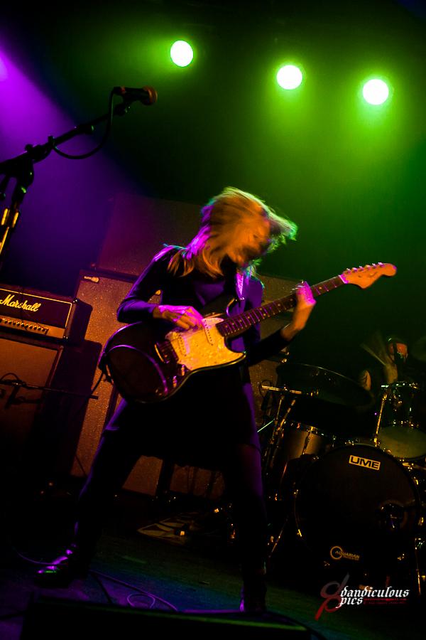 Ume Live at The Crocodile (Photo by Dan Rogers)
