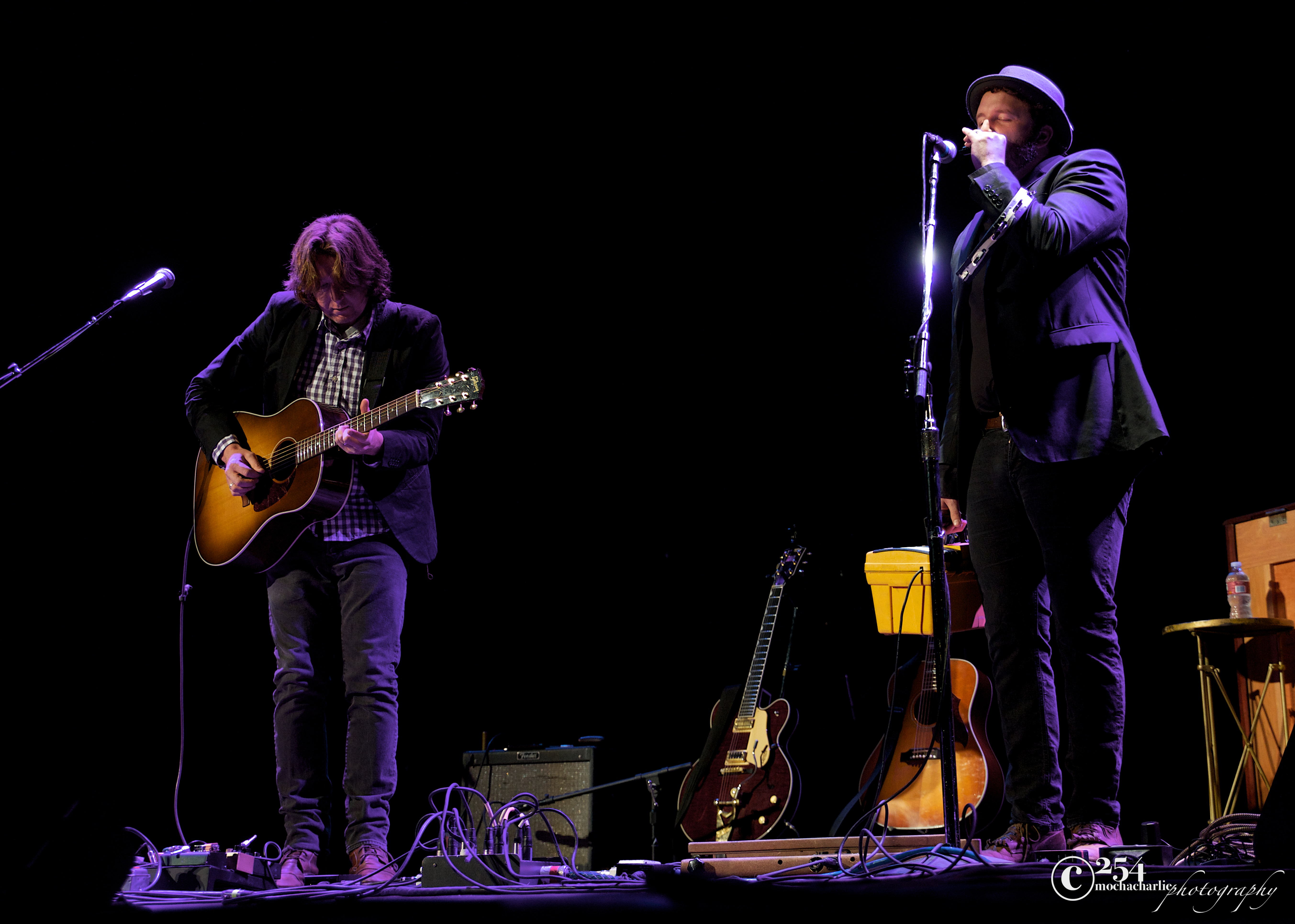 The Alternate Routes Live at The Paramount (Photo by Mocha Charlie)