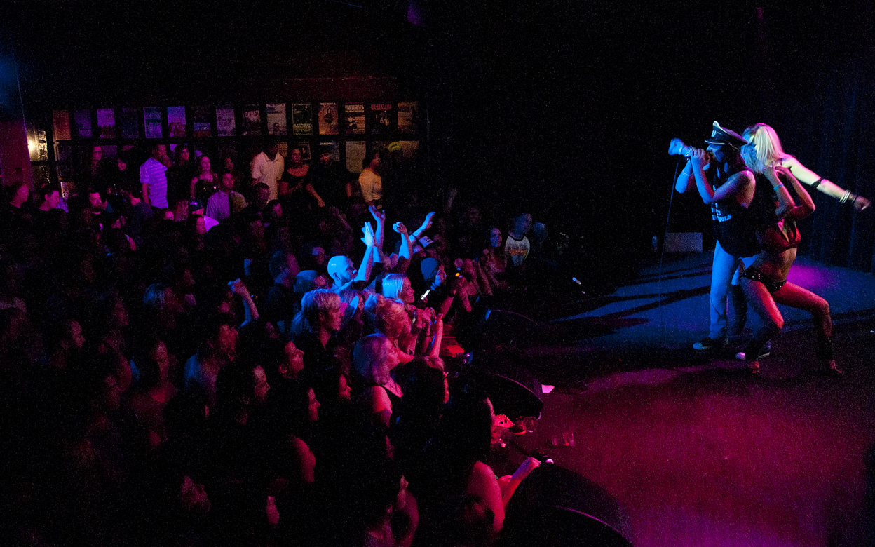 Mickey Avalon Live at The Crocodile (Photo by Michael Profitt)