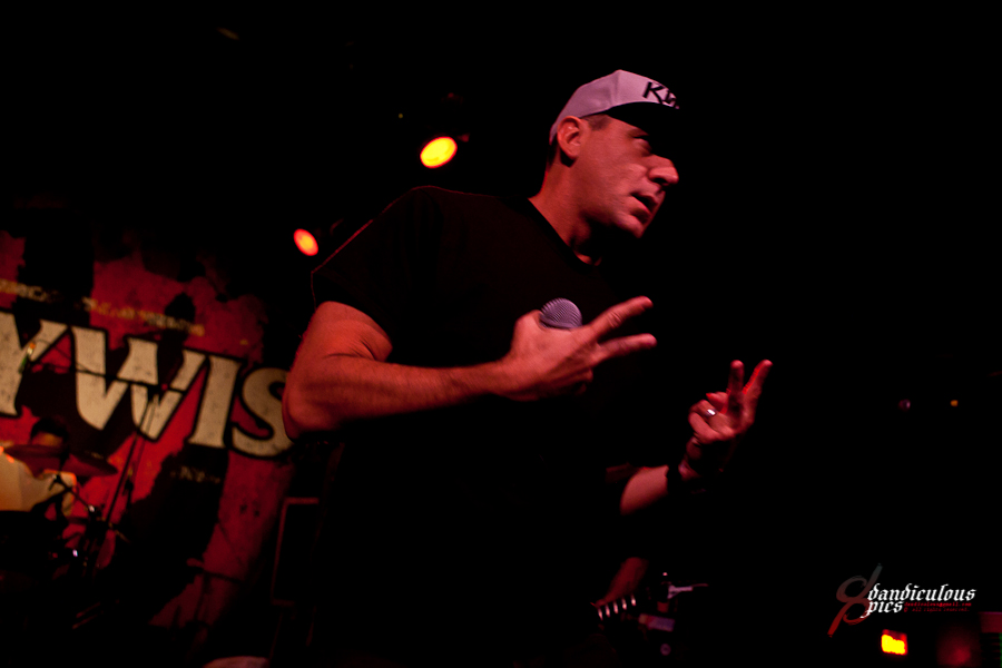 Pennywise Live at The Showbox (Photo by Dan Rogers)