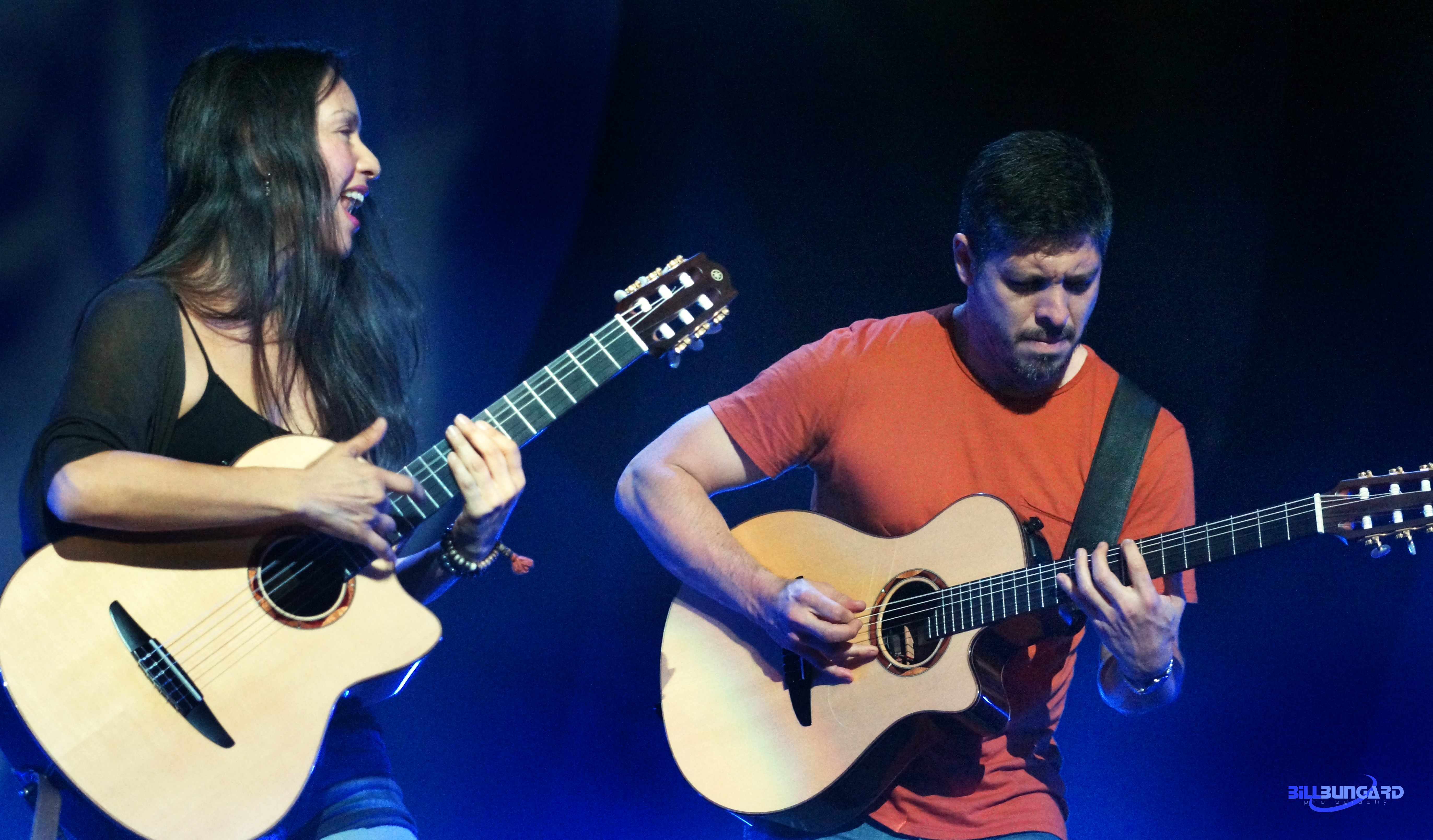 Rodrigo y Gabriela Live at The Paramount (Photo by Bill Bungard)